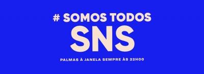 #somostodosSNS