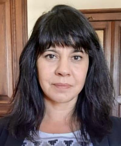 Sandra Cunha, deputada do BE